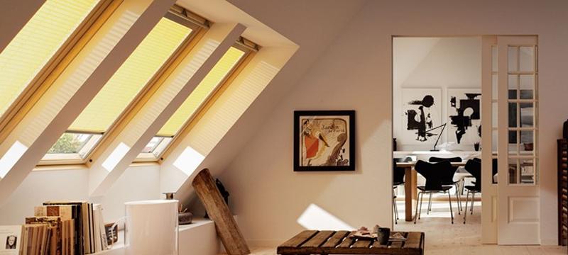 Velux raamdecoratie en zonwering
